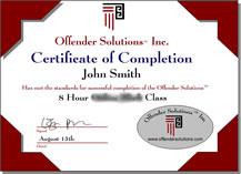 Offender Solutions Online Anger Management Class